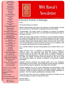 MOA Hawaii Newsletter - November 2015 Issue_Page_1
